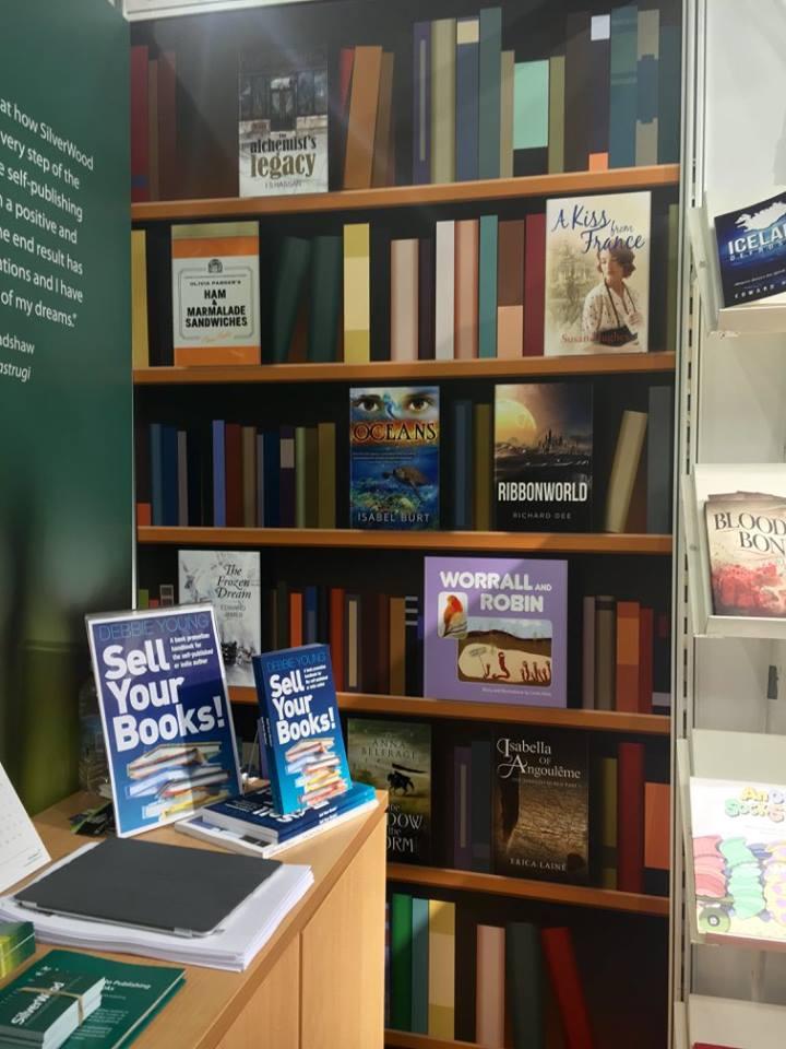 Ribbonworld at London Book Fair3