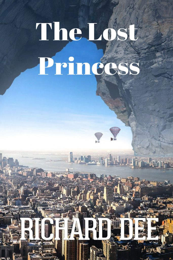 The Lost Princess is the tale of Layla Balcom
