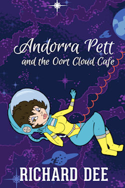 Andorra Pett and the Oort Cloud Café. Andorra Pett Book 1
