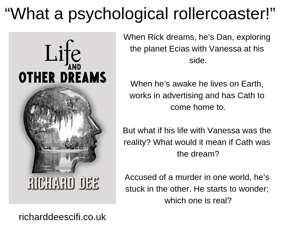 Life and Other Dreams advert