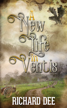 A New Life in Ventis. Steampunk Adventure, Part 2