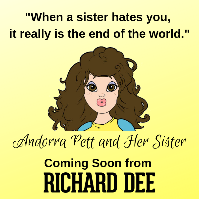 Andorra Pett and her Sister, promo poster