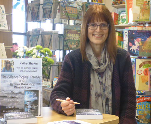 Kathy Shuker